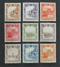 nystamps China Manchukuo Stamp # 85//100 Mint OG H $36 满洲国   L30y3150