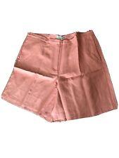 Size 14 Peach Tommy Bahama Silk Shorts