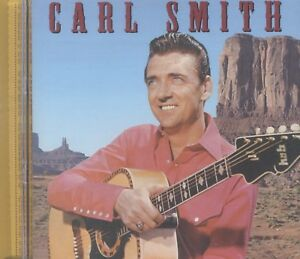 Carl Smith - Famous Country Music Makers CD (CD028)