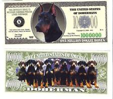 Dollar Dobermann Der Wachhund Million Doggie Bones