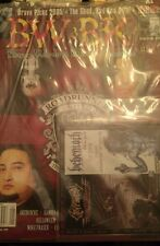 BRAVE WORDS & BLOODY KNUCKLES MAGAZINE #93 2006 NEW + CD - Roadrunner
