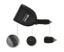 Voltage Converter from DC 12V to AC 110 Volt 100W Inverter 60 HZ Output USA plug