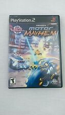 VIDEO GAMES:  PlayStation 2 VCL presents Motor Mayhem PS2