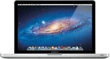 """15.4"""" Silver Macbook Pro 2012"""