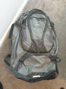 deuter traveller 80+10 backpack RRP £230 never used