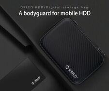 Hard Disk Case Portable HDD Protection Bag for External 2.5' Hard Drive/Earphone