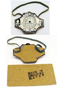 1940's Three Stooges Occupied Japan Toy Watch