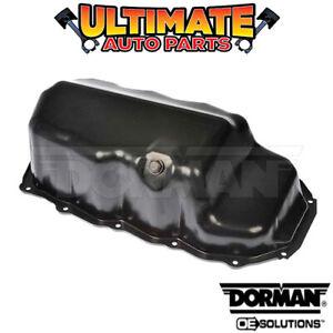 (Steel) Oil Pan (2.4L 4 Cylinder) for 95-00 Dodge Stratus