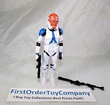 Star Wars Black Series 6 Inch 332nd Ahsoka's Clone Trooper Loose Figure COMPLETE