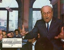 BOURVIL LA GRANDE LESSIVE MOCKY 1968 VINTAGE LOBBY CARD #7
