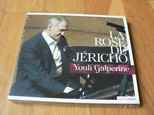 Youli Galperine : La Rose de Jéricho - 2CD Suoniecolori NEUF SEALED