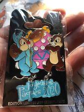 Pin Disneyland Paris Dlrp Chip An Dale Easter 2020 Le 700