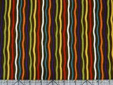 Moda Sandy Gervais Fall Back In Time Autumn Harvest Stripes Fabric