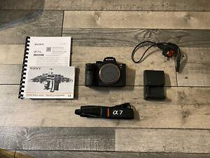Sony Alpha A7R II 42.4MP Digital Camera - Black (Body Only) Full Frame E-mount