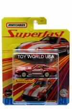 2020 Matchbox Superfast #1 '82 Datsun 280ZX