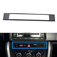 Carbon Fiber Center Console Panel Frame Trim For Toyota 86 Subaru BRZ 2015AU