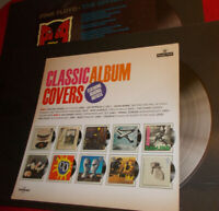 ROYAL MAIL MINT CLASSIC ALBUM COVERS & PINK FLOYD STAMP SHEETS - SELECT SHEET