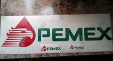 "Pemex Sticker Decal 2"" to 19"" Color options Truck Car Window Laptop iPhone MX LA"