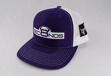 8 SECONDS, RODEO HAT, CAP, Bull Rider, Bronco, Horse, Trucker hat, Snapback, MAD