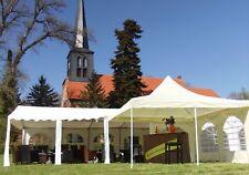 Festzelt für Hochzeit, Firmenfeier, Event mieten in Mecklenburg Vermietung Zelt