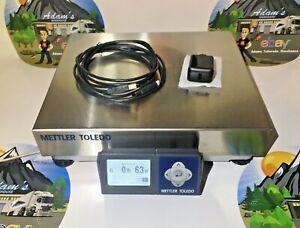 Mettler Toledo BCA-30-  Shipping Scale 70 lb - Pounds & Ounces - USB - BC 30