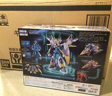 USA SHIP Bandai Chogokin Megaman X Giga Armor X Ver. Kanetake Ebikawa MEGAMAN X