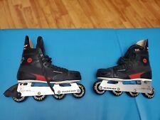 Koho Ultimate 3100 Inline Roller Hockey Skates Mens Direct Drive Rail Size 12