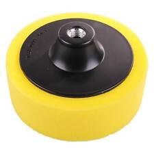 environ 15.24 cm 6 in Chiffon Polissage Disque à polir en Coton Bijoux Grinder Pad 50PLY jaune 2Pcs