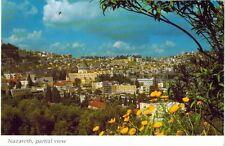 Nazareth Israel Palestine Arabs An-Nasira Netzer Unposted PC Post Card Postcard