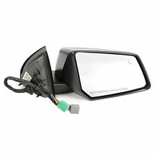 OEM Exterior Passenger Side View Mirror w/Power Folding Traverse Acadia 84216800
