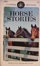 B000Glrd9Y Horse Stories - Teen-Age Horse Stories: Big Bone Rides Alone; The Bl