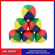 Juggling Balls Kids Toy Set Ball Bag for Magic Circus