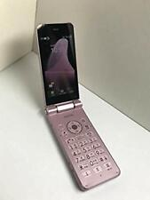 USED SoftBank AQUOS mobile phone 2 601SH Pink Android Flip Phone Unlocked F/S