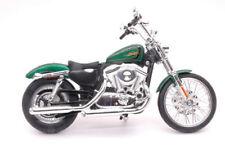 Maisto Harley-Davidson 2013 XL 1200V 1200 V Seventy-Two grün green 1:12 Motorrad