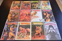 (12) Book LOT of VAMPIRELLA Comics (1995-2019) w #1 2 3 4 5 6 (NM+) 9.4-9.6-9.8