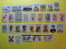 LOT 5369 TIMBRES / STAMP THEME POSTE AERIENNE + DIVERS ANGOLA ANNÉE 1950-1981