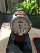 New TIMEX 'EXPEDITION' INDIGLO 50 WR Wrist Watch Gift Boxed.Read Description.