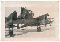 Foto Focke Wulf Fw 189 UHU Nahaufklärer Flugzeuge der Luftwaffe an der Ostfront