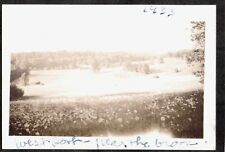 VINTAGE PHOTOGRAPH 1933 WESTPORT MASSACHUSETTS OLD FARM HOUSE BY BROOK PHOTO