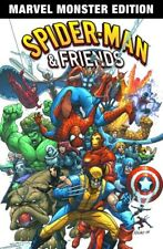 Marvel Monster Edition # 11-Spider-man & friends-Panini 2005-Top