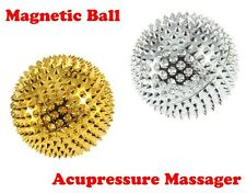 2 pic- Indian Magnetic Palm Acupressure Needle Ball for-Massages