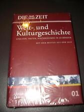 Die ZEIT-Welt- und Kulturgeschichte in 20 Bänden. 01 von Andreas Sentker,... NEU