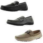 Moda Essentials Revenant Men's Designer Slip On Loafers Assorted Styles Avail