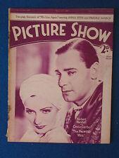 Picture Show Magazine - 16/3/1935 - Vol 32 - No 828