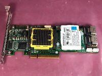 ADAPTEC ASR-5805/512MB SAS/SATA RAID CONTROLLER PCIe