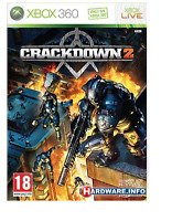 Xbox 360 - Crackdown 2 **New & Sealed** Official UK Stock