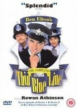 Thin Blue Line The Complete 0044007807521 With Stephen Fry DVD Region 2