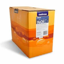 Melrose Water Dispersible H2Oil Massage Oil 10L Cask Pack Exp_Feb2024 BULK