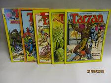 Tarzan Album # 1-5