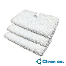3 Shark Steam Pocket Mop Pads Standard Replacement S3501 S3601 S3901 P119W PAD